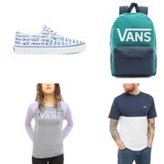 Up to 50% Vans Sale - Kids, Adults, Shoes, Clothes & Accessories