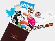 Custom Sticker Sample