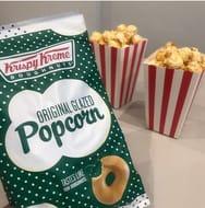 Krispy Kreme Popcorn Thats Tastes like Original Glazed Doughnuts