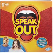 NOT £18.99, JUST £5.50! Hasbro - Speak out Game (Amazon Add-on Item)
