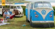 Win VW Camper Van Gear, including Full Size Camper Van Tent, worth over £500!