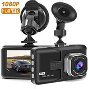 Lightning Deal S89 Dash Cam, Dash Camera for Cars with Full HD 1080P
