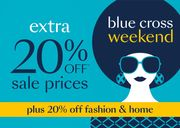Extra 20% off Sale Prices at Debenhams!