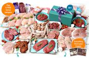 4 x Free Massive Meat Hampers (Worth £61) When You Buy 1 Hamper!