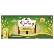 Mr Kipling Lemonade and Elderflower Slices 6 Pack Only 50p at ClearanceXL