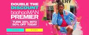 30% Student Discount at Boohoo Man with Free Delivery