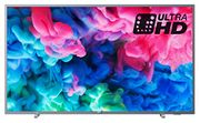 Philips 50-Inch 4K Ultra HD Smart TV with HDR plus and Freeview