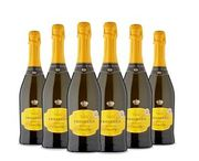 25% off Wine When You Buy 6 - Prosecco £4.50 / Champagne £9 a Bottle