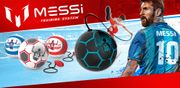Win a Signed Messi Shirt & Training Ball!