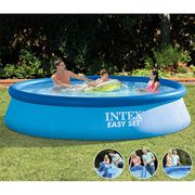 Intex Easyset Swimming Pool (Round) - 3.66 Mtr/12ft FREE Delivery & C&C