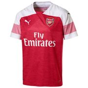 Arsenal FC Football Shirt 2018-2019 Mens
