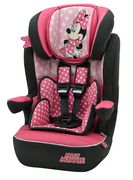 Minnie Mouse Imax Group 123 High Back Booster Seat