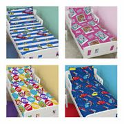 Minions or My Little Pony Toddler Bed Set Only