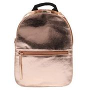 Rose Gold Recycled Backpack - HALF PRICE