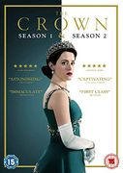 The Crown - Season 1 & 2 DVD Box Set ***4.7 STARS***