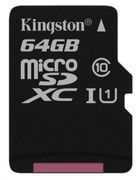 Kingston Canvas Select Micro SDXC Class 10 64GB £7.19 Delivered at Picstop