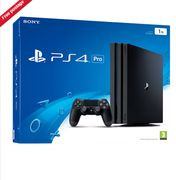 PS4 Pro 1TB Console Only £319.99
