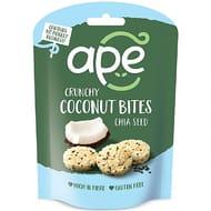 Ape Crunchy Coconut Bites Chia (30g)