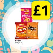 Walkers and Doritos Packets for Only £1 Each!