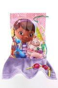 Swim Bag, Goggles and Personalised Towel - Doc McStuffins