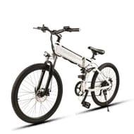 Samebike Moped Electric Bike Smart Folding Bike E-Bike
