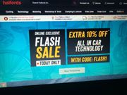 *Today Only* Extra 10% off in Car Technology