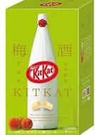 Nestle Japan Kit Kat UME SAKE TSURU MAI Umeshu (Plum Wine) FREE DELIVERY
