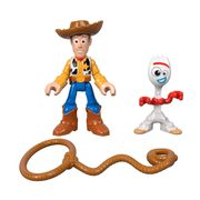 Fisher-Price Imaginext Disney Pixar Toy Story 4 - Woody and Forky