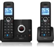 IDECT Vantage 9325 Cordless Phone - Twin Handsets