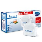 SAVE £7 - BRITA MAXTRA+ Water Filter Cartridges, Pack of 3