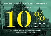 Enjoy Extra 10% Off* This Weekend