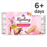 Mr Kipling 8 Angel Slices Slices