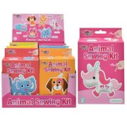 Krafty Kids Animal Sewing Kit