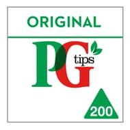 PG Tea Original 200 Bags