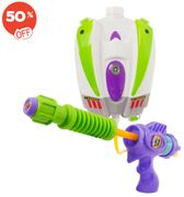 Bargain! Disney Toy Story 4 Water Blaster Backpack at the Entertainer