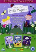 Pre-Owned: Ben and Holly Triple Pack DVD 24%off Instore Delivered at CeX