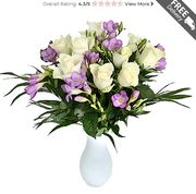 £5 off Twilight Bouquet with Free Delivery at Serenata Flowers