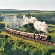 Save £20 on Tickets with the Railway Touring Company