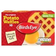 Birds Eye 10 the Original Potato Waffles 567g