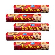 More than 50% off Biscuits with Chocolate Nougat Filling (5 pack)