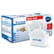 SAVE £12 + FREE DELIVERY! BRITA MAXTRA+ Water Filter Cartridges, Pack of 6