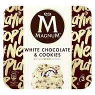 £1 Magnum Magnum White Chocolate & Cookies Coupon