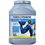Maximuscle Cyclone Whey Protein Powder with Creatine, Banana, 1.26 Kg