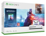 Xbox One S 1TB Battlefield v Deluxe Edition Bundle (Or) Forza Horizon 4