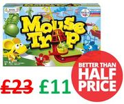 Mouse Trap. Not £23. Just £11! Perfect for rainy days!