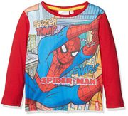 DC Comics Boy's Ultimate Spiderman Agility T-Shirt Size 2-3 Yrs (Add-On)