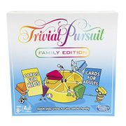 Hasbro Gaming Trivial Pursuit Family Edition Game