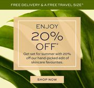 The Summer Edit: 20% Off