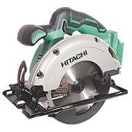 HITACHI C18DGL/W4 165MM 18V LI-ION Cordless Circular Saw - Bare at Screwfix