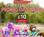Teddy Bears Picnic Sale from Just £10 Online at Build a Bear